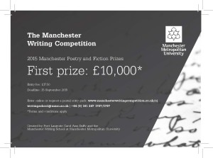 Manchester Writing competition